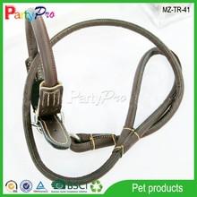 2015 China Wholesale Pet Product Leather Dog Leash