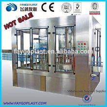 automático de agua mineral de llenado de costo de la planta china alibaba proveedor de miel palo de llenado de la máquina