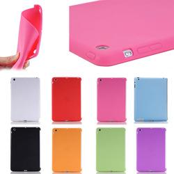 Cute TPU case for ipad mini true color,for ipad mini case