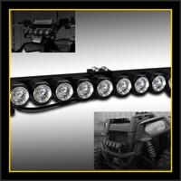truck suv atv spotlight off road 12v 24v led light bar 4x4 led light bar 12 volt led light bar 240w