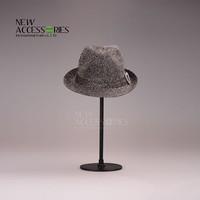 Girls paper fedora straw hat wholesale