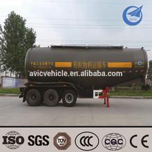 cement bulker trailer/bulk cement trailer/Avic best sale cement trailer