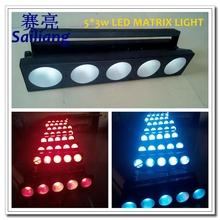 5X30W 3in1 Cob LED Matrix Blinder Light Stage Light Effect