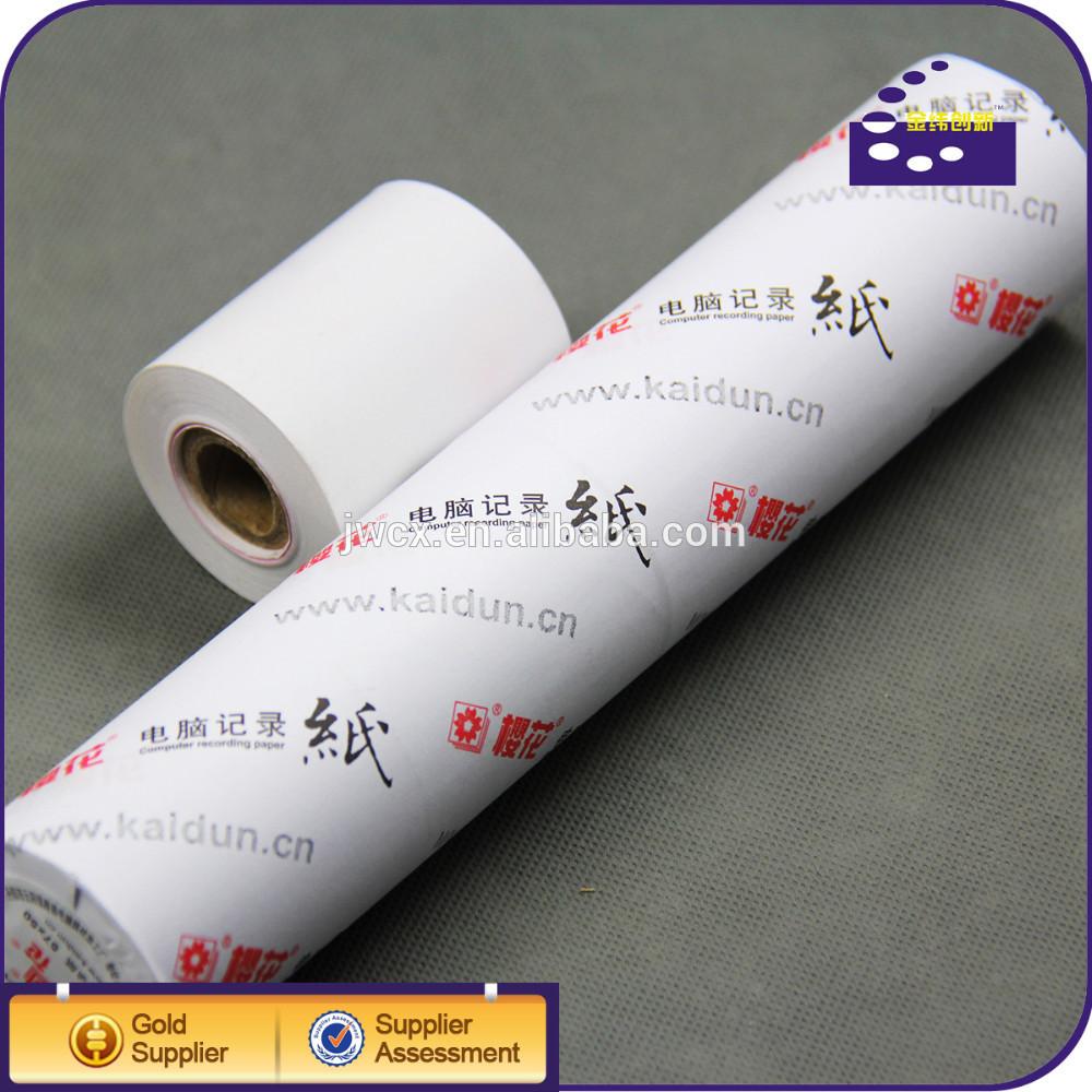 Carbonless Duplicate Paper Carbonless Duplicate Cash