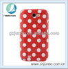 Designer IMD Mobile phone case for Galaxy note 2