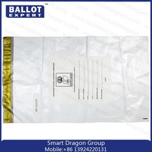 Plastic Envelop Bag Security Seal/ High Quality Plastic Envelop Bag