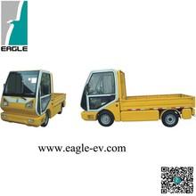 Caminhão elétrico 2 assentos caixa de carga 1.0 ton EG6022H certificado CE