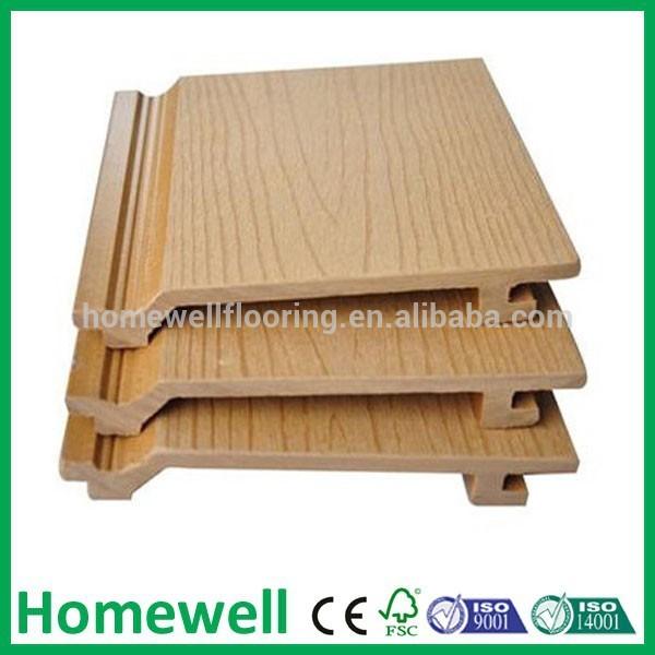 Holz-kunststoff-verbundmaterial außen wpc wandverkleidung panel ...