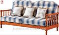 Meşe mobilya alibaba çin kanepe koltuk/ahşap koltuk takımı