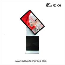 شاشة lcd يقف وحده، تلفزيون ال سي دي 55 بوصة عرض الإعلانات