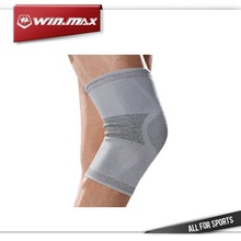 2015 Professional Strap Brace Pad protector Badminton /Basketball Running bull breathable /magnetic knee support