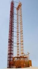 SSE100 1000kg building hoist construction elevator