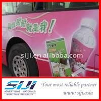 bus,car decal self adhesive vinyl