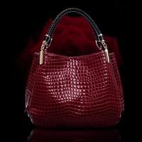 Womens Ladies Leather handbag Tote Shenzhen bag SV009981
