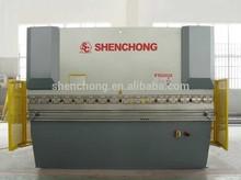 WC67Y-300/6000 hydraulic press brake heavy duty bending machine
