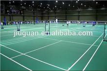 safety badminton court flooring