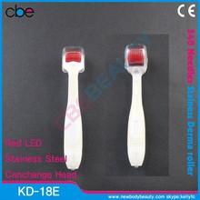 LED 540 needles photon derma roller light 633nm red light