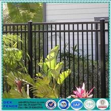 Wrought iron easy in garden / price iron fence in algeria