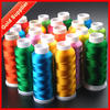 100% Dyed Sewing Thread Silk