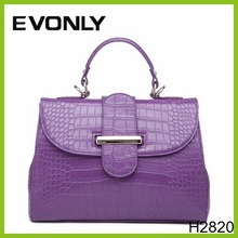 H2820 wholesale fashion leather bags women 2015 leather handbags owmen 2015 leather bags women
