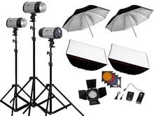 Portrait Studios- Full Set Portraits Photo Studio Equipment