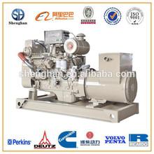 made in China WEICHAI brand 90 kw marine generator! Global warrant one year