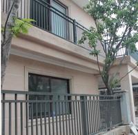 Outdoor aluminum railing modern balcony stainless steel railing design