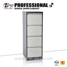 steel cabinet drawer,four drawer file cabinet,drawer filing cabient