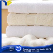 bleached hot sale 100% organic cotton towelling fabrics wholesale agent