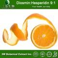 90% ~95% ep6 diosmina: hesperidina 9: 1, diosmina hesperidina # cas: 520-27-4