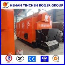 Excellent industrial wood burning generator