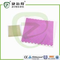 Maxillofacial metallic implant titanium mesh titanium surgical mesh