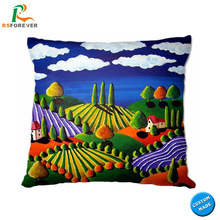 Custom Design 2015 Sublimation Printing Pillow Cases