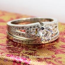 Slimming True Love Waits Ring Charming Modern Ring