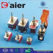 Daier 2 POLE 6-PIN toggle switch