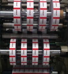 China laminated custom printing packing material for sugar sachets