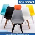 2015 novo estilo moderno interior e ao ar livre mobiliário de escritório moderno cadeira barato colorido cadeira de plástico