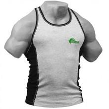 100% Cotton Tank Top Bodybuilding/Do your Logo Stringer Tank Tops/Stringer Tank Top Custom