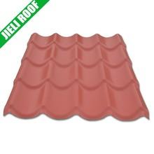 European Style corrugated fiberglass roof panels for Villa/Residential building
