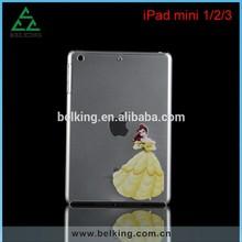 Crystal Clear Case For iPad mini, for iPad mini Plastic Case, Hard Transparent Case for iPad mini