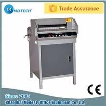 MO-450V+ High precision Electric paper cutter ,guillotine paper cutting machine with 450mm