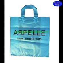Guangzhou low price foldable pe shopping bag