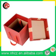 Red Wedding Favors Candy Box