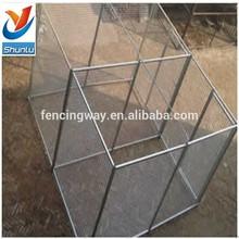 High quality welded galvanized Dog Kennel
