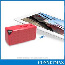MINI Bluetooth Speaker X3 Jambox Style TF USB FM Wireless Portable HandsFree Music Sound Box Subwoofer Loudspeaker with Mic New