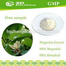 Online Shop China magnolia flower extract 98% Honokiol for antioxidant