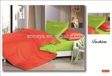 Microfiber Brushed Bed Sheet Set 90gsm to 120gsm Bedding Set