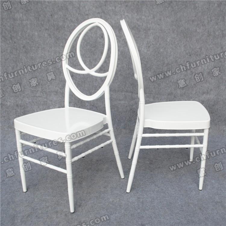 New model design wedding chair white phoenix chair for New model chair design