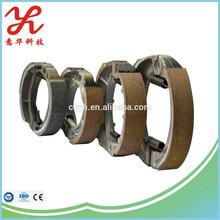 asbestos free dubai wholesale market chinese motorcycles brake shoe