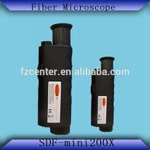 optical fiber microscope Inspection in microscopes